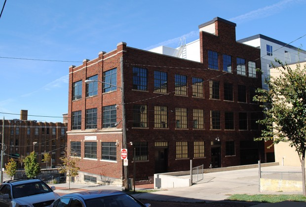 Brookstone Capital - A.F. Burch Building & Warehouse