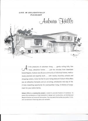 Auburn Hills Neighborhood